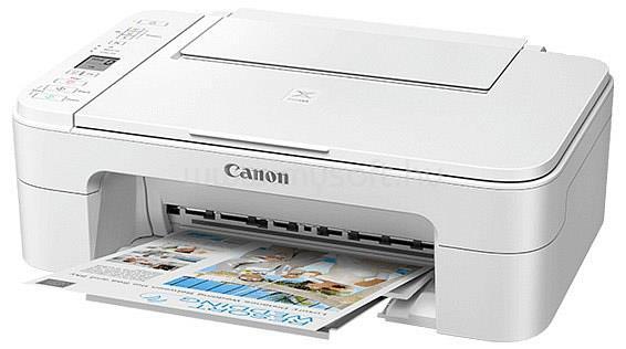 CANON Pixma TS3351 fehér wireless tintasugaras multifunkciós nyomtató