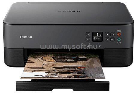 CANON Pixma TS5350 fekete wireless tintasugaras multifunkciós nyomtató