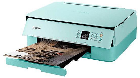 CANON Pixma TS5353 multifunkciós nyomtató (zöld)