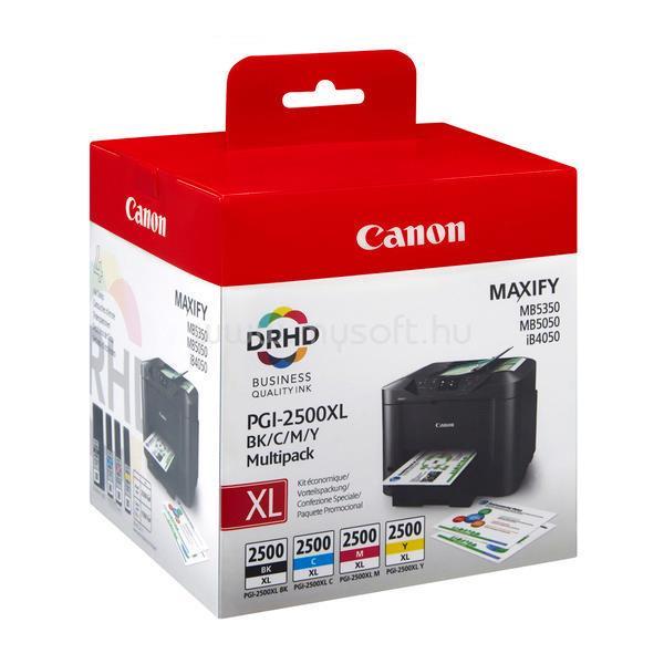 CANON PGI-2500XL multipack patron