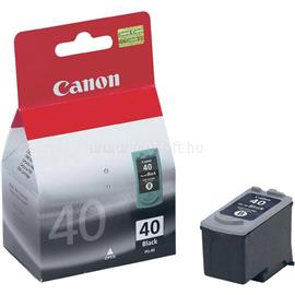 Canon PG-40 INK CARTRIDGE BLACK F/ IP1600/ 2200/ MP150/ 170, 0615B001