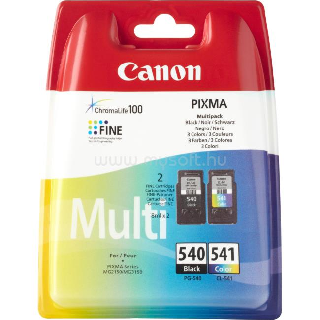 CANON PG-540 / CL541 patron multi pack