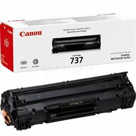 Canon Toner CRG737 fekete, 2400 oldal (9435B002) 9435B002