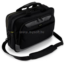 "Targus City Gear 15.6"" Topload Laptop Case (fekete), TCG460EU"