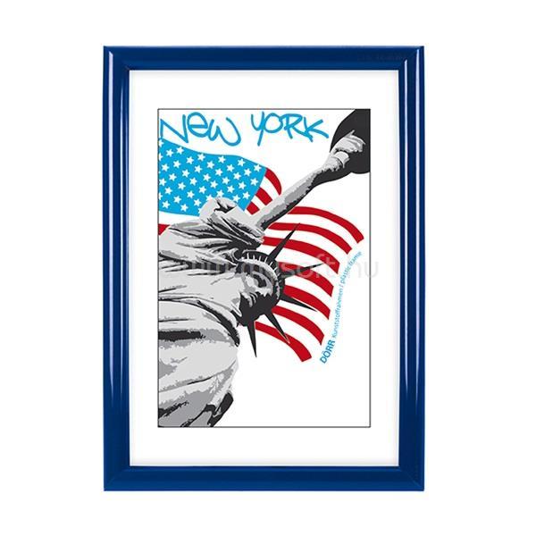 DÖRR New York 10x15 kék képkeret