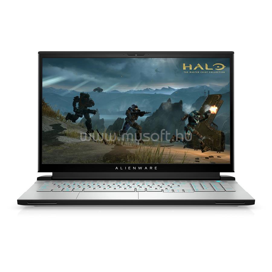 DELL Alienware m17 R4 (fehér)