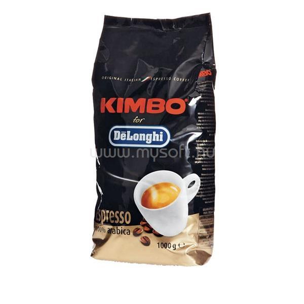 DELONGHI Kimbo 100% ARABICA szemes kávé 1000 g