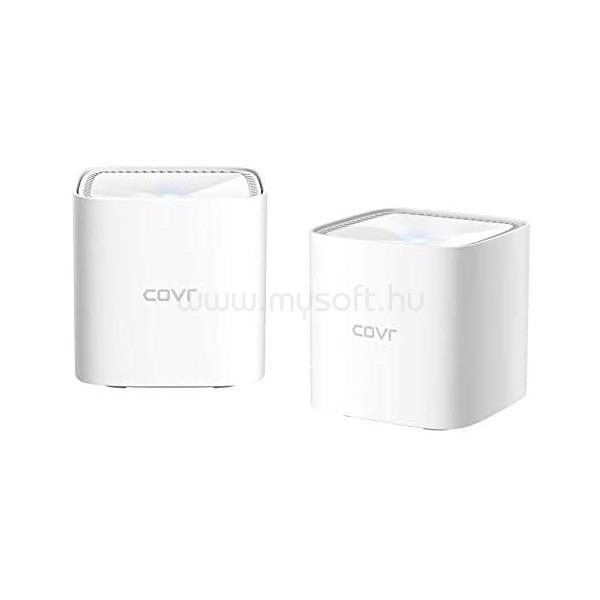 D-LINK Mesh System - COVR-1102/E - AC1200 Dual Band Whole Home Mesh Wi-Fi System
