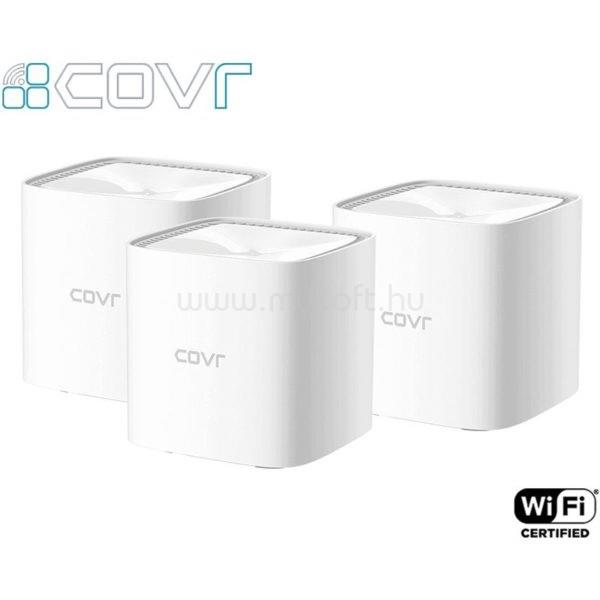 D-LINK Mesh System - COVR-1103/E - AC1200 Dual Band Whole Home Mesh Wi-Fi System(3-Pack)