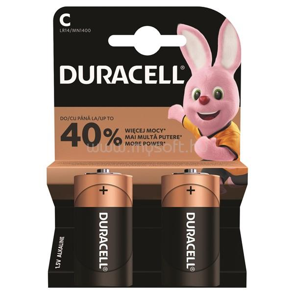DURACELL BSC 2db C (baby)