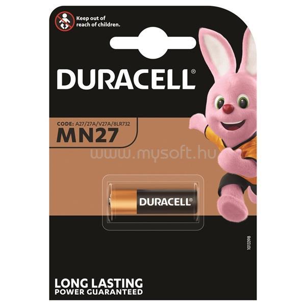 DURACELL MN27 1 db elem - DL