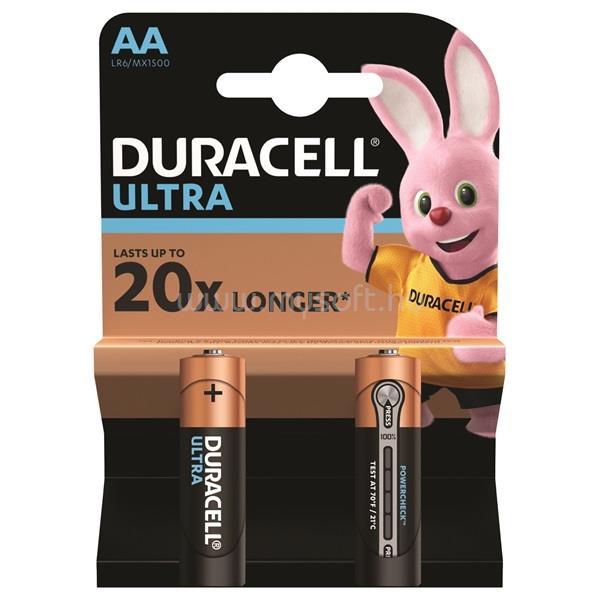 DURACELL UltraPower 2 db AA elem
