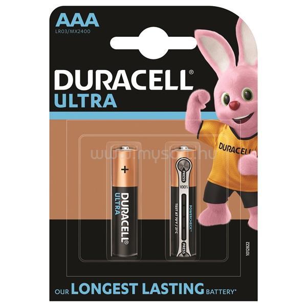 DURACELL UltraPower 2 db AAA elem