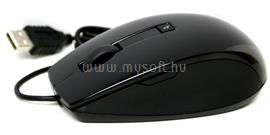 Dell Laser Scroll USB (6 buttons scroll) Black Mouse, 570-10523