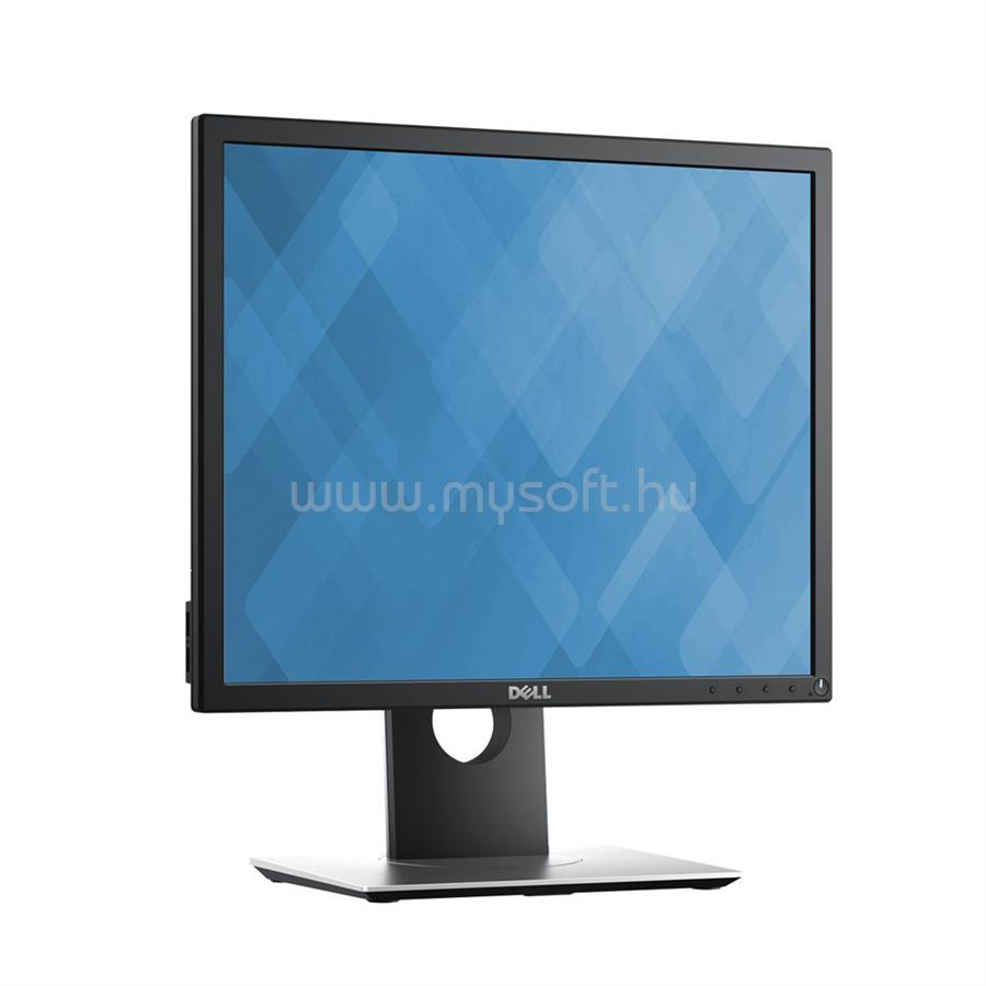 DELL P1917S Monitor (fekete)