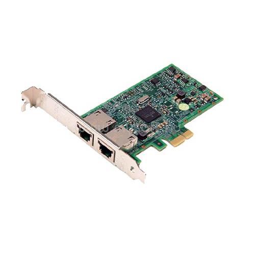 DELL Broadcom 5720 Dual Port Gigabit Ethernet NIC PCIe
