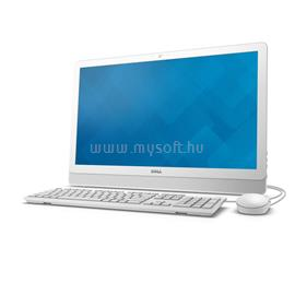 Dell Inspiron 24 3459 All-in-One PC (fehér), 3459_207100