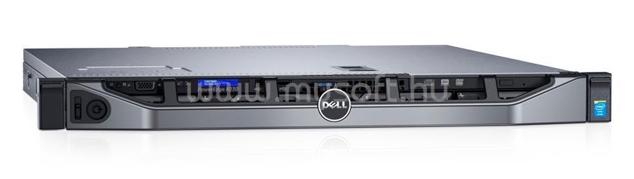 DELL PowerEdge R230 1U Rack H730 1x E3-1240v6 1x 250W iDRAC8 Enterprise 4x 3,5