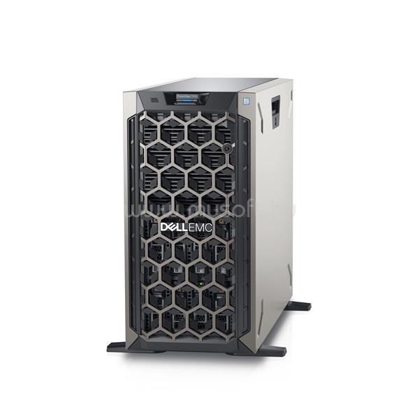 DELL PowerEdge T340 Tower H330 1x E-2244G 1x 495W iDRAC9 Basic 8x 3,5