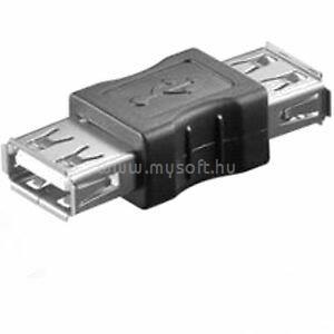 DELOCK USB-A anya - USB-A anya adapter
