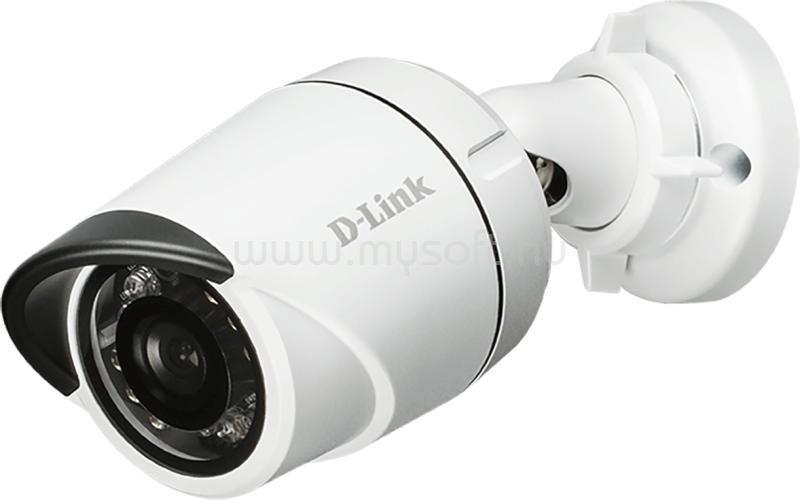 D-LINK Vigilance - DCS-4701E- HD Outdoor PoE Mini Bullet Camera