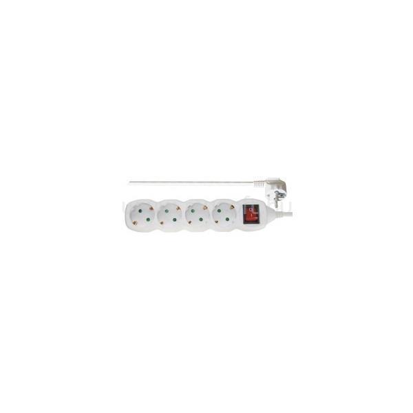 EMOS 4CS/2M Kapcsolós hosszabbító