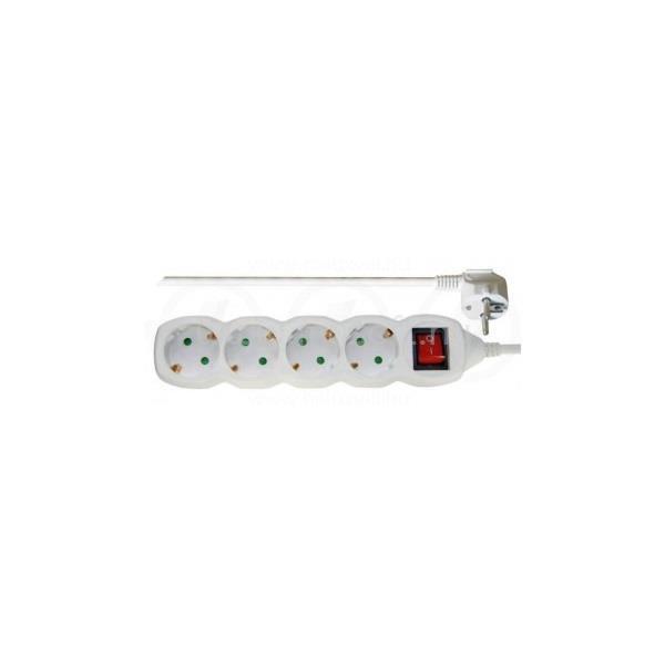 EMOS P1423 Kapcsolós hosszabbító 4CS/3M