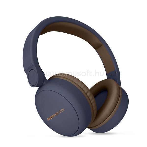 ENERGYSISTEM 2 Bluetooth Wireless  BT4.2, Sztereó kék fejhallgató