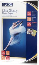 Epson Ultra Glossy Photo Paper 100x150 (20 lap), C13S041926