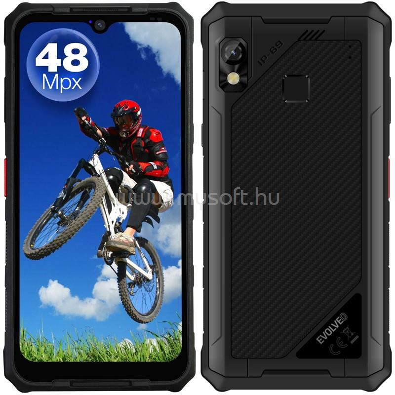 EVOLVEO StrongPhone G9 Black