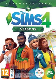 Electronic Arts THE SIMS 4 Seasons PC HU játékszoftver, 1027131