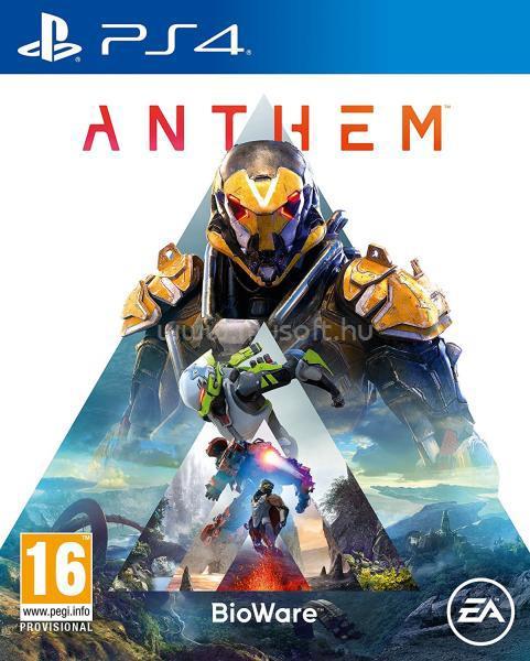 ELECTRONIC ARTS Anthem PS4 játékszoftver