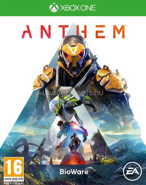 ELECTRONIC ARTS Anthem XBOX One játékszoftver