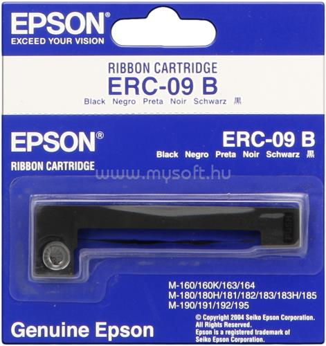 EPSON ERC09B szalag