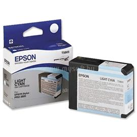 Epson Patron T5805 Light Cián, C13T580500