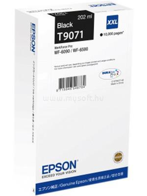 EPSON Patron T9071 Fekete XXL (10 000 oldal)