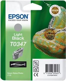 Epson Patron Ultra Chrome T0347 Light Fekete 440 oldal, C13T03474020
