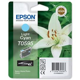Epson Patron Ultra Chrome T0595 Light Cián, C13T05954010