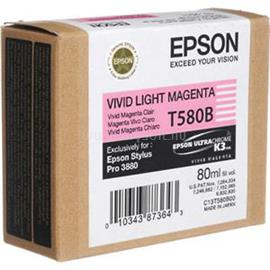 Epson Patron UltraChrome K3 T580B Light Magenta, C13T580B00