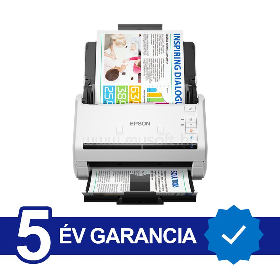EPSON WorkForce DS-770 dokumentumszkenner