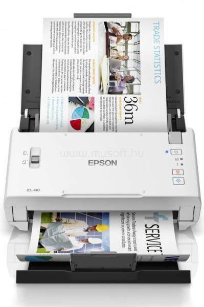 EPSON Workforce DS-410 Lapbehúzós Szkenner