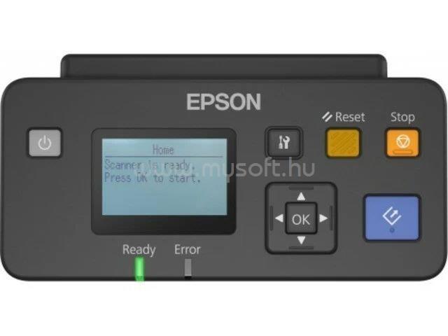 EPSON Scanner Hálózati Csatlakozó Panel