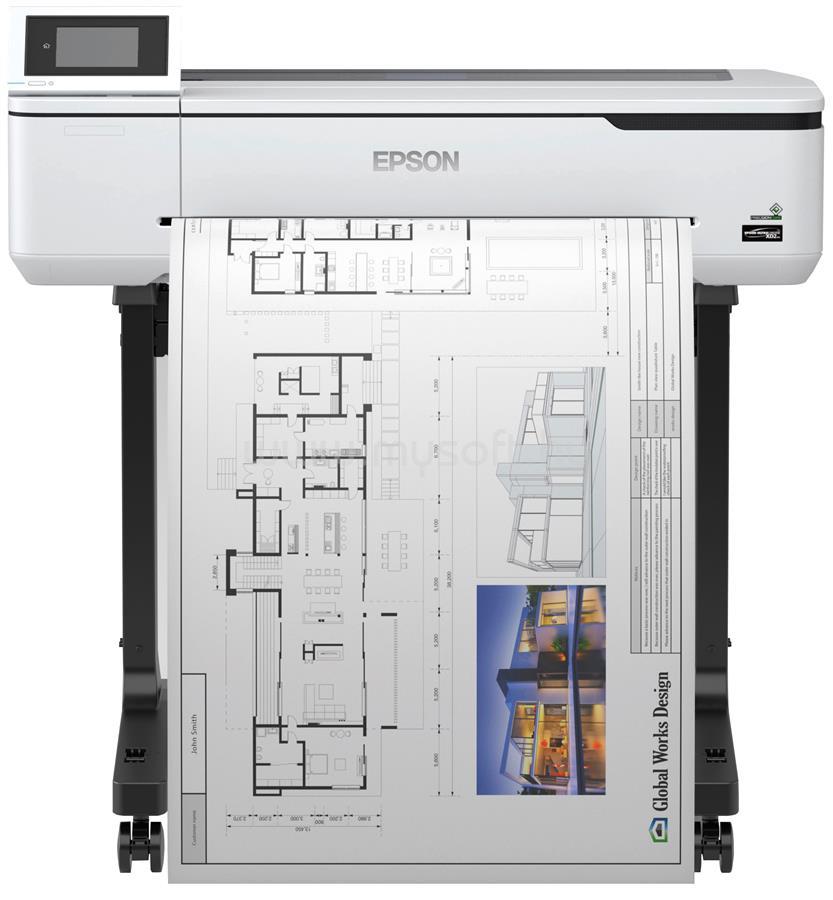 EPSON SureColor SC-T3100 Tintasugaras Plotter C11CF11302A0 large