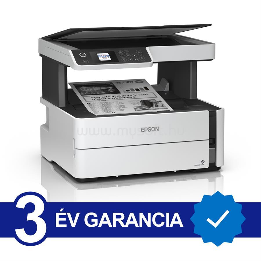 EPSON M2140 EcoTank külső tintatartályos nyomtató