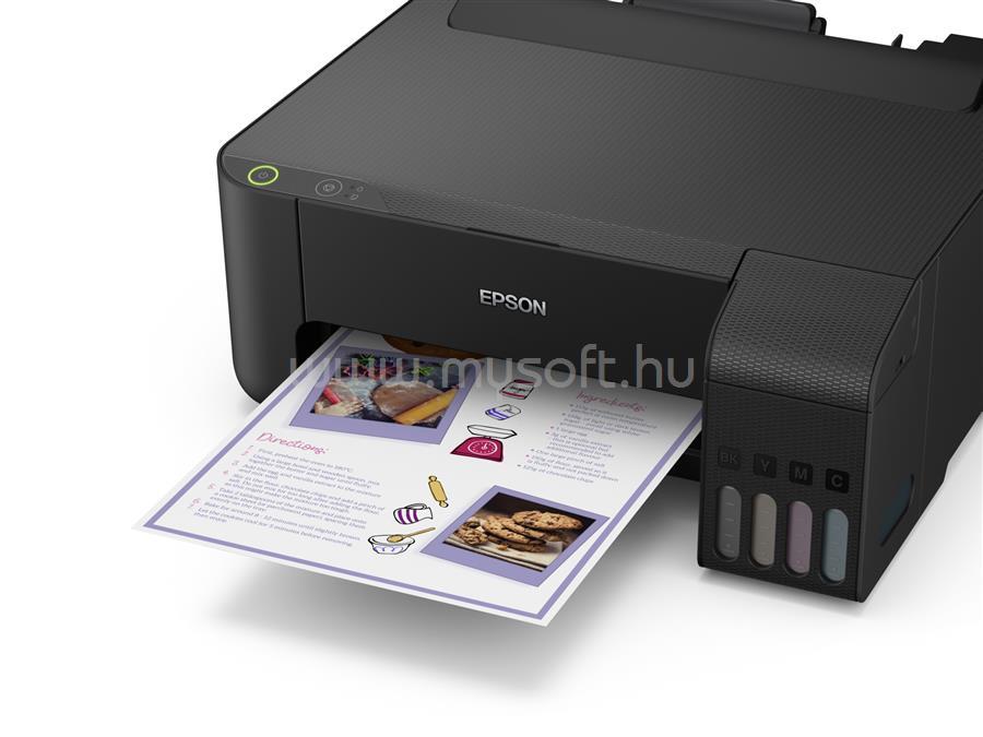 EPSON L1110 EcoTank külső tintatartályos nyomtató C11CG89401 large