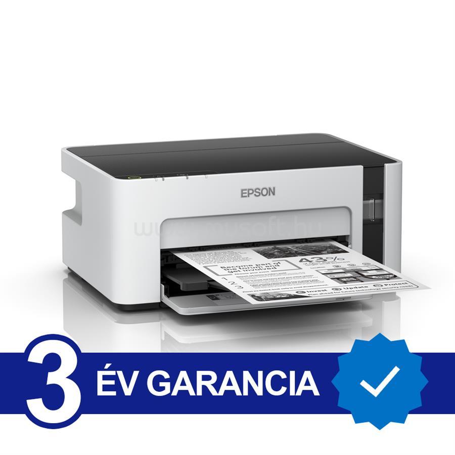 EPSON M1100 EcoTank külső tintatartályos nyomtató
