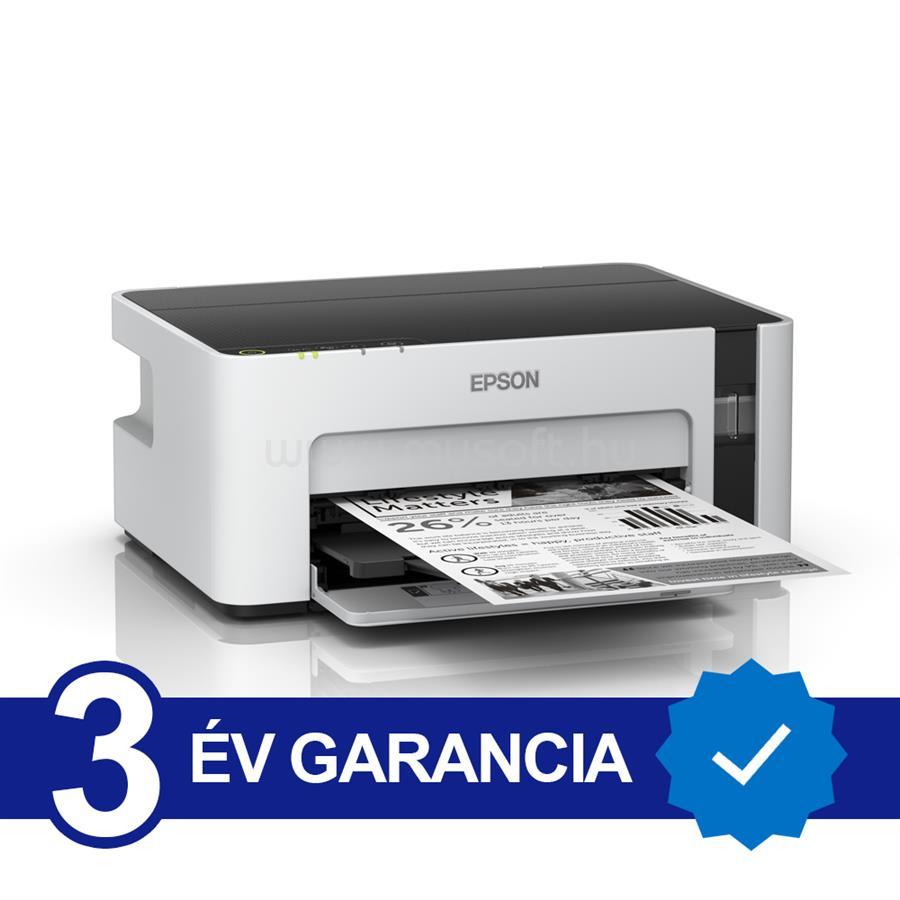 EPSON M1120 EcoTank külső tintatartályos nyomtató