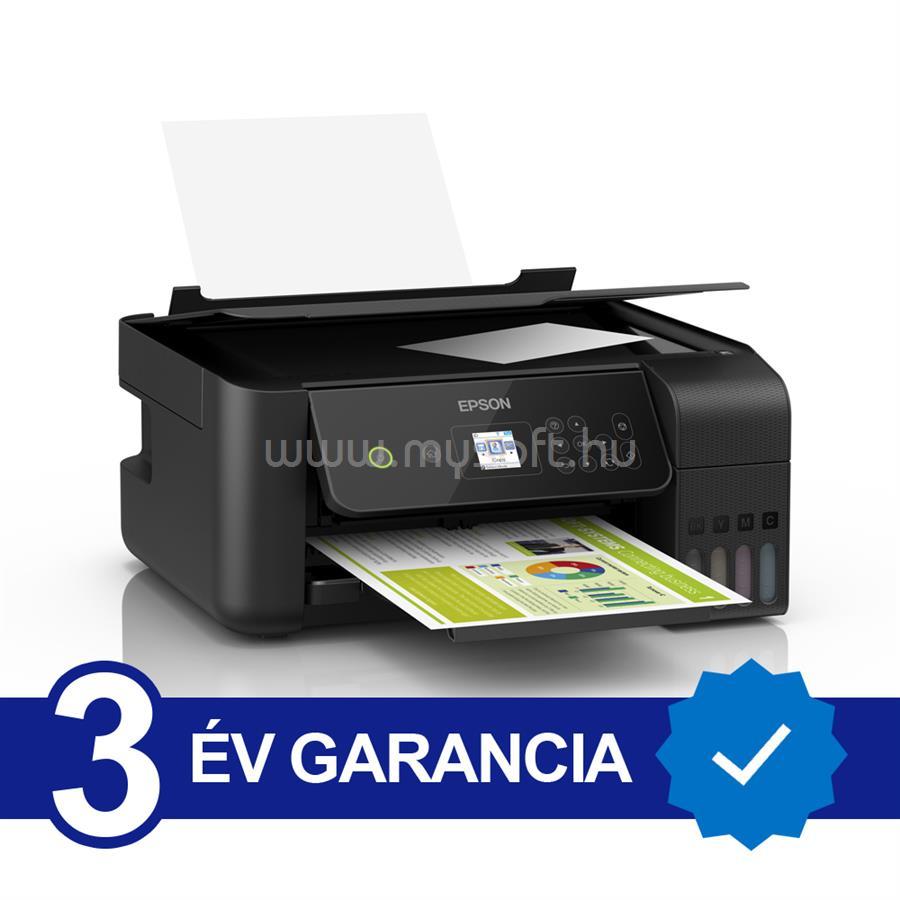 EPSON L3160 EcoTank külső tintatartályos nyomtató