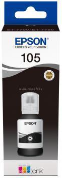 EPSON EcoTank 105 Tinta 140 ml (Fekete)