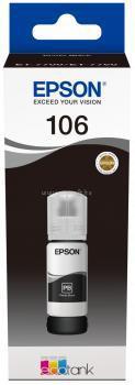 EPSON EcoTank 106 Tinta 70 ml (Fotó Fekete)